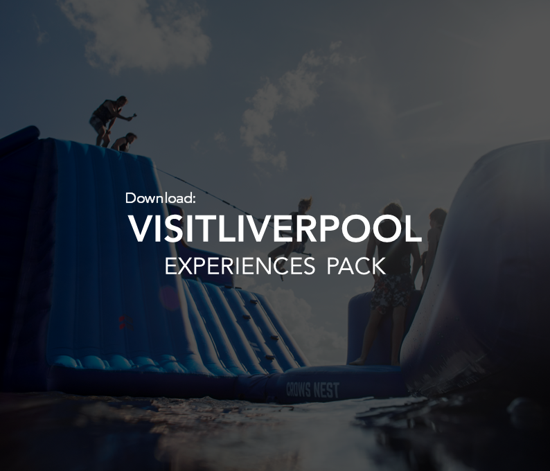Download: VisitLiverpool - Experience Partnership Information